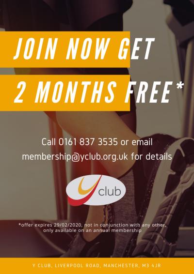 Y Club Offers!